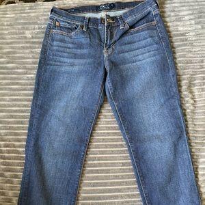 Lucky sweet crop jeans